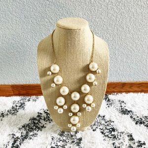 Bubble Pearl Necklace